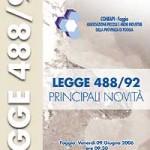 Revoca legge 488/92